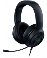 Casti gaming Razer - Kraken V3 X, negru -1