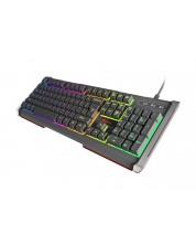 Tastatura gaming Genesis RHOD 400 RGB -NKG-0873 - iluminare multicolora