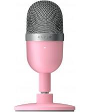 Microfon gaming Razer - Seiren Mini, roz