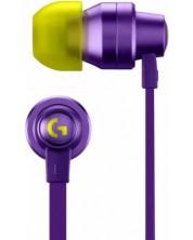 Casti cu microfon Logitech - G333, move