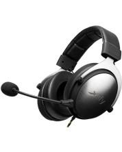 Casti gaming Xtrfy - H1, negre/argintii