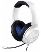Casti gaming Razer - Kraken X for PlayStation, albe -1