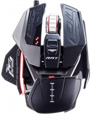 Mouse gaming Mad Catz - R.A.T. PRO X3, optic, negru