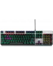 Tastatura gaming Aula - Dawnguard, US Layout, neagra