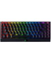 Tastatura gaming  Razer - BlackWidow V3 Mini HyperSpeed/Yellow, neagra