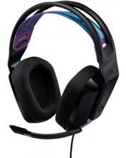 Casti gaming Logitech - G335, negre