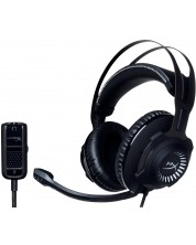 Casti gaming HyperX - Cloud Revolver, PS4, negre