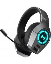 Casti gaming Edifier - Gx, RGB, gri