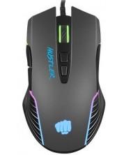 Mouse gaming Fury - Hustle, optic, negru