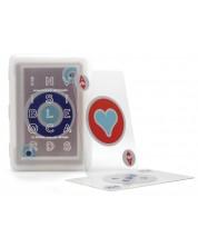 Carti de joc Kikkerland - Invisible Cards
