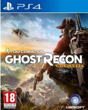 Ghost Recon: Wildlands (PS4)
