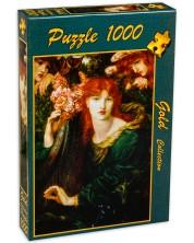 Puzzle Gold Puzzle de 1000 piese - Ghirlanda