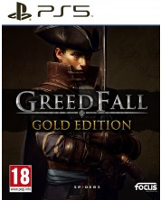 Greedfall Gold Edition (PS5) -1