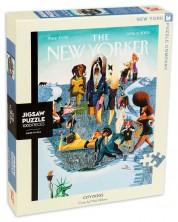 Puzzle New York Puzzle de 1000 piese - Catei de oras