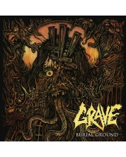 Grave - Burial Ground (CD)