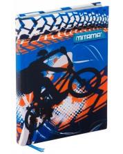 Agenda Mitama A5 - BMX, cu coperti textile
