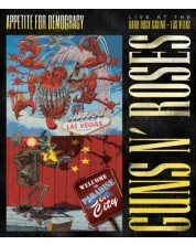 Guns N' Roses - Appetite for Democracy: Live AT The Hard Rock Casino - Las Vegas (DVD)