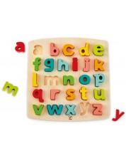 Puzzle din lemn Hape - Alfabet litere mici -1