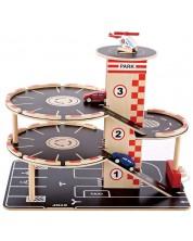 Set de joaca Hape -  Parcare cu trei etaje -1