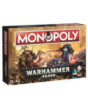 Hasbro Monopoly - Warhammer