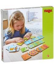 Puzzle-joc pentru copii Haba - Potriviri cu numere