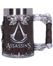 Halba Nemesis Now Games: Assassin's Creed - Logo (Brown)