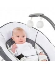 Sezlong pentru bebelusi Hauck - Mickey cool vibes -1