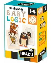 Cartonase educative Headu - Logica copilului -1