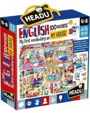 Joc educativ Headu - Casa mea, primele 100 de cuvinte in engleza -1