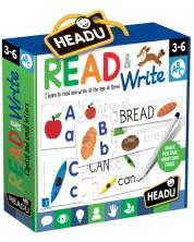 Joc educativ Headu - Primele abilitati, Citeste si scrie -1