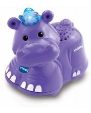 Jucarie pentru copii Vtech - Animale pentru joaca, hipopotam -1