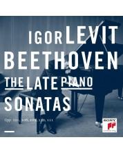 Igor Levit - Beethoven: the Late piano Sonatas(2 CD)