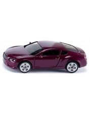 Masinuta metalica Siku Private cars - Masina Bentley Continental GT V8, 1:55