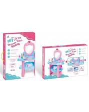 Set de joaca Ocie  - Masuta de toaleta cu 22 de piese -1