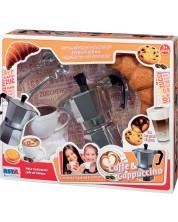 Set de joaca RS Toys Caffe & Cappuccino - Set pentru cafea -1