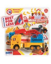 Jucarie RS Toys - Echipament de constructii, sortiment -1
