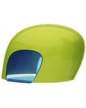 Capac pentru biberon  iiamo go home - Verde si albastru -1