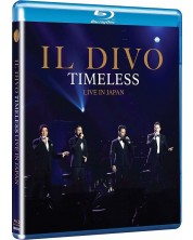 Il Divo: Timeless - Live In Japan (Blu-Ray)