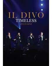 Il Divo: Timeless - Live In Japan (DVD)