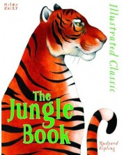 Illustrated Classic: The Jungle Book (Miles Kelly)
