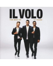 Il Volo -10 Years, The Best Of (CD + DVD)