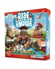 Extensie pentru jocul de societate Imperial Settlers - Rise of the Empire