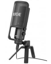 Microfon RODE - NT USB, negru