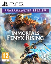 Immortals Fenyx Rising Shadowmaster Special Day 1 Edition (PS5)	 -1