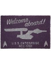 Covoras pentru usa Pyramid Movies: Star Trek - Welcome Aboard!