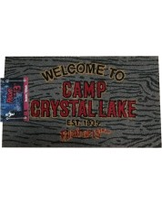 Covoras de intrare SD Toys Movies: Friday 13th - Welcome To Camp Crystal Lake, 43 x 73 cm