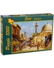 Puzzle Gold Puzzle de 1000 piese - O strada din trecut