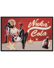 Covoras pentru usa Gaya Games: Fallout - Nuka Cola Pin-Up