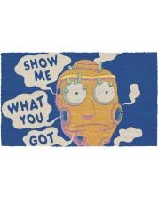 Covoras pentru usa SD Toys Animation: Rick & Morty - Show Me What You Got Rick