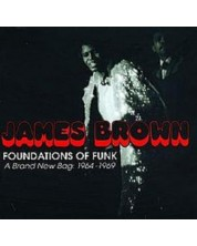 James Brown - Foundations Of Funk (2 CD)